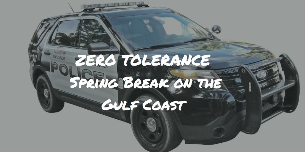 zero tolerance police car